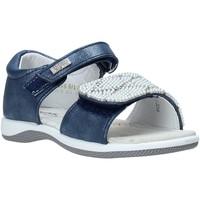 Boty Dívčí Sandály Miss Sixty S20-SMS756 Modrý