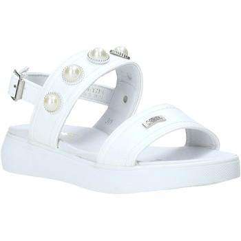 Boty Dívčí Sandály Miss Sixty S20-SMS772 Bílý