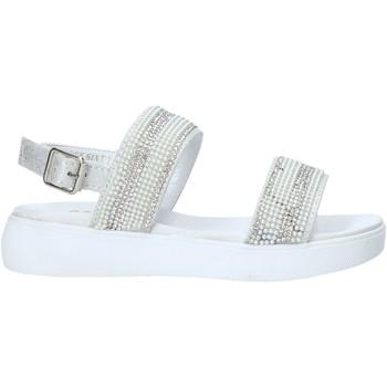 Boty Dívčí Sandály Miss Sixty S20-SMS774 Stříbrný