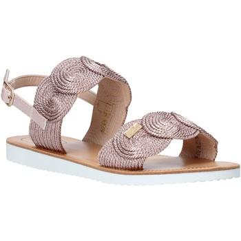 Boty Dívčí Sandály Miss Sixty S20-SMS786 Růžový