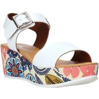 Boty Ženy Sandály Grace Shoes 11 Červené