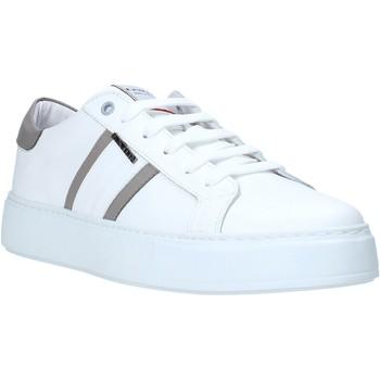 Boty Muži Nízké tenisky Exton 861 Bílý