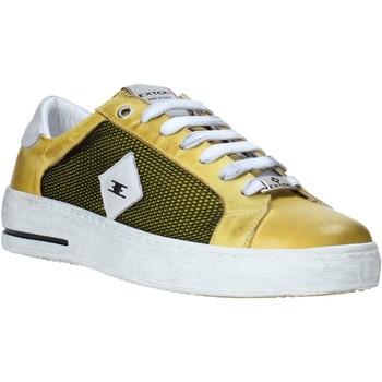 Boty Muži Nízké tenisky Exton 177 Žlutá