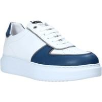Boty Muži Nízké tenisky Exton 956 Bílý