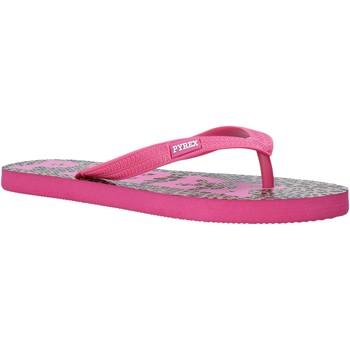 Boty Ženy Žabky Pyrex PY020164 Růžový