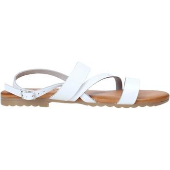 Boty Ženy Sandály Jeiday LEDA-SALLY Bílý