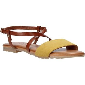 Boty Ženy Sandály Jeiday YARA-SALLY Žlutá