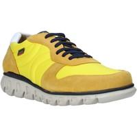 Boty Muži Nízké tenisky CallagHan 12903 Žlutá
