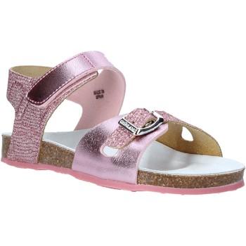 Boty Dívčí Sandály Grunland SB1501 Růžový