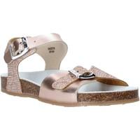 Boty Dívčí Sandály Grunland SB1500 Béžový