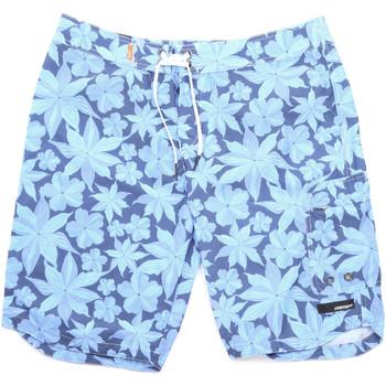 Textil Muži Plavky / Kraťasy Rrd - Roberto Ricci Designs 18318 Modrý