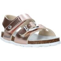 Boty Dívčí Sandály Grunland SB0389 Růžový