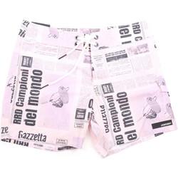 Textil Muži Plavky / Kraťasy Rrd - Roberto Ricci Designs 18326 Růžový
