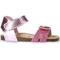 Boty Dívčí Sandály Grunland SB1545 Růžový