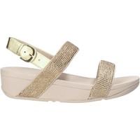 Boty Ženy Sandály FitFlop T77-667 Zlato