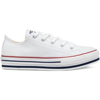 Boty Děti Nízké tenisky Converse 668028C Bílý