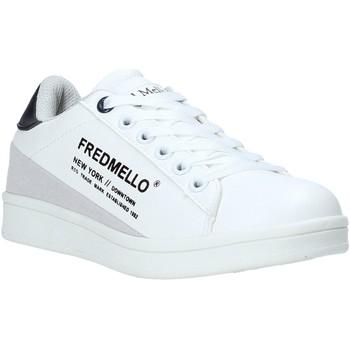 Boty Děti Nízké tenisky Fred Mello S20-SFK313 Bílý