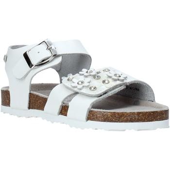 Boty Dívčí Sandály Miss Sixty S20-SMS795 Bílý