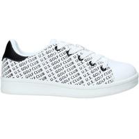 Boty Děti Nízké tenisky U.s. Golf S20-SUK621 Bílý