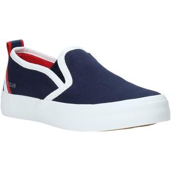 Boty Děti Street boty U.s. Golf S20-SUK601 Modrý