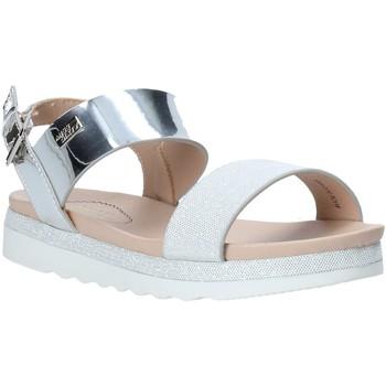 Boty Dívčí Sandály Miss Sixty S20-SMS797 Stříbrný