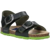 Boty Děti Sandály Grunland SB1534 Zelený