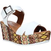 Boty Ženy Sandály Grace Shoes 13 Bílý