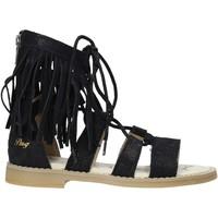 Boty Dívčí Sandály Primigi 5439911 Černá
