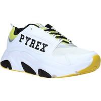 Boty Muži Nízké tenisky Pyrex PY020206 Bílý