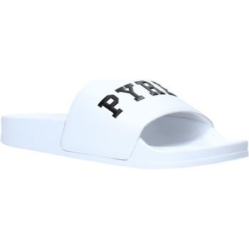 Boty Muži pantofle Pyrex PY020167 Bílý