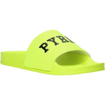 Boty Ženy pantofle Pyrex PY020171 Žlutá