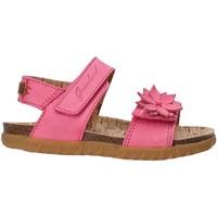 Boty Dívčí Sandály Grunland SB1564 Růžový
