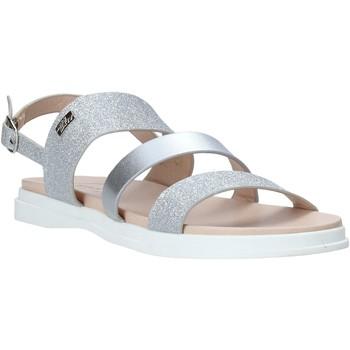 Boty Dívčí Sandály Miss Sixty S20-SMS766 Stříbrný