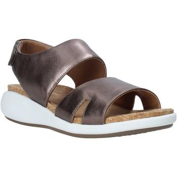 Boty Ženy Sandály Clarks 26140357 Hnědý