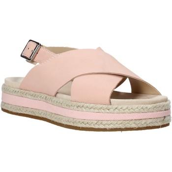 Boty Ženy Sandály Clarks 26139244 Růžový