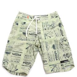 Textil Muži Plavky / Kraťasy Rrd - Roberto Ricci Designs 18328 Zelený