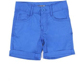 Textil Děti Kraťasy / Bermudy Losan 015-9655AL Modrý