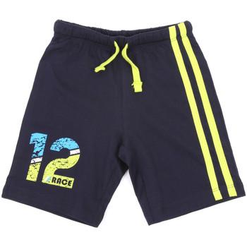Textil Děti Kraťasy / Bermudy Melby 70F5574 Modrý