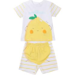 Textil Děti Set Chicco 09076381000000 Bílý