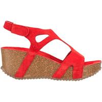 Boty Ženy Sandály Docksteps DSE106246 Červené