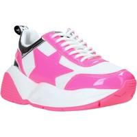Boty Ženy Nízké tenisky Shop Art SA020044 Růžový