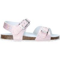 Boty Dívčí Sandály Grunland SB0812 Růžový