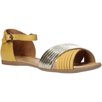 Boty Ženy Sandály Bueno Shoes N0734 Žlutá