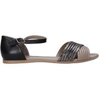 Boty Ženy Sandály Bueno Shoes N0734 Černá