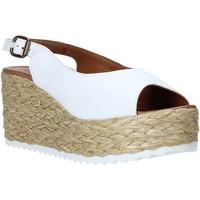 Boty Ženy Sandály Bueno Shoes N3603 Bílý
