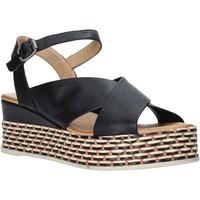 Boty Ženy Sandály Bueno Shoes Q5901 Černá