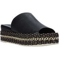 Boty Ženy Dřeváky Bueno Shoes Q5905 Černá