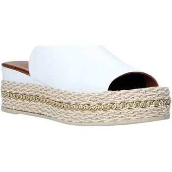 Boty Ženy Dřeváky Bueno Shoes Q5905 Bílý