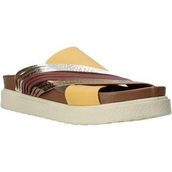 Boty Ženy Dřeváky Bueno Shoes CM2206 Žlutá