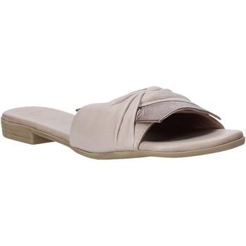 Boty Ženy Dřeváky Bueno Shoes 9L2735 Béžový